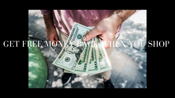 GET FREE MONEY BACK WHEN YOUSHOP